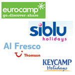 Some of Euro Holiday Guide travel partners
